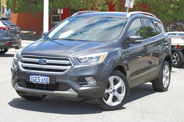 Used Ford Escape ZG Trend Midland, 2016 Ford Escape ZG Trend Grey 6 Speed Sports Automatic SUV