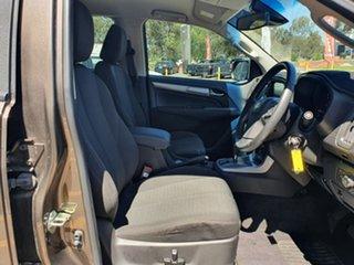 2016 Holden Colorado RG MY16 LTZ Crew Cab Brown 6 Speed Sports Automatic Utility