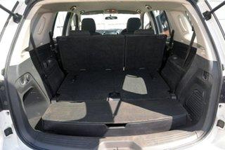 2013 Isuzu MU-X MY14 LS-M Rev-Tronic White 5 Speed Sports Automatic Wagon