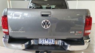 2017 Volkswagen Amarok 2H MY18 TDI550 4MOTION Perm Sportline Grey 8 Speed Automatic Utility