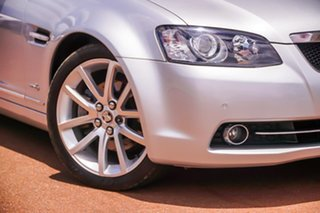 2013 Holden Calais VE II MY12.5 V Sportwagon Silver 6 Speed Sports Automatic Wagon