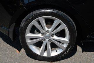 2012 Kia Cerato TD MY12 SLi Black 6 Speed Manual Hatchback