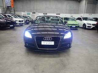 2011 Audi TT 8J MY12 S Tronic Quattro Charcoal Metalic 6 Speed Sports Automatic Dual Clutch Roadster