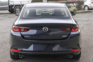 2020 Mazda 3 BP2S7A G20 SKYACTIV-Drive Evolve Blue 6 Speed Sports Automatic Sedan.