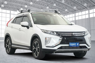 2017 Mitsubishi Eclipse Cross YA MY18 Exceed AWD Starlight 8 Speed Constant Variable Wagon.