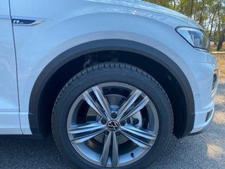 2020 Volkswagen T-ROC A1 MY20 140TSI DSG 4MOTION Sport Pure White 7 Speed
