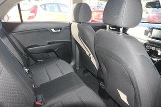 2019 Kia Rio YB MY19 S Clear White 6 Speed Manual Hatchback