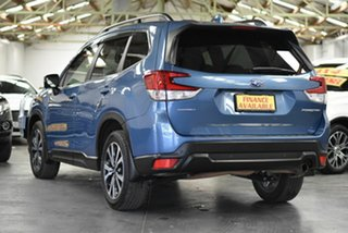2019 Subaru Forester S5 MY19 2.5i Premium CVT AWD Blue 7 Speed Constant Variable Wagon