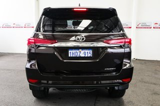 2015 Toyota Fortuner GUN156R Crusade Phantom Brown 6 Speed Automatic Wagon
