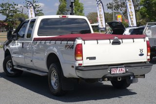 2005 Ford F250 RN XLT White 4 Speed Automatic Utility.