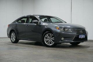 2014 Lexus ES GSV60R ES350 Luxury Grey 6 Speed Sports Automatic Sedan.