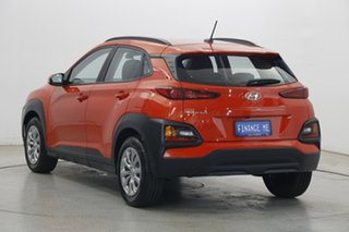 2019 Hyundai Kona OS.3 MY20 Go 2WD Tangerine Comet 6 Speed Sports Automatic Wagon