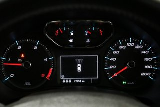 2018 Holden Colorado RG MY18 Z71 (4x4) White 6 Speed Manual Crew Cab Pickup