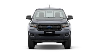 2021 Ford Ranger PX MkIII 2021.25MY XL Grey 6 Speed Sports Automatic Super Cab Pick Up.
