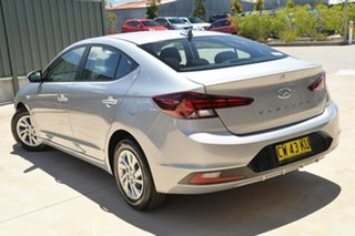 2019 Hyundai Elantra AD.2 MY19 Go Silver 6 Speed Sports Automatic Sedan.
