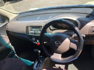 2008 Nissan Micra K12 Blue 4 Speed Automatic Hatchback