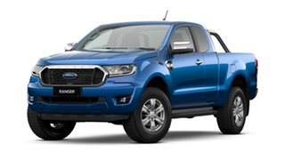 2021 Ford Ranger PX MkIII MY21.25 XLT 2.0 (4x4) Sw3 10 Speed Automatic Super Cab Utility.