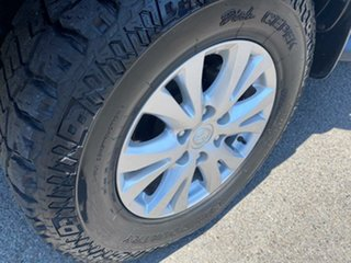 2015 Mazda BT-50 UR0YF1 XTR Grey 6 Speed Sports Automatic Utility
