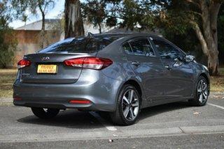 2017 Kia Cerato YD MY18 Sport Grey 6 Speed Sports Automatic Sedan