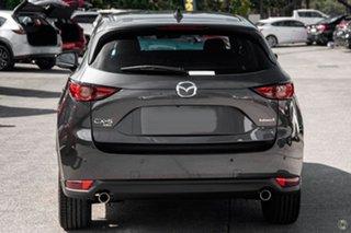 2020 Mazda CX-5 KF4WLA Akera SKYACTIV-Drive i-ACTIV AWD Grey 6 Speed Sports Automatic Wagon.