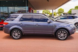 2011 Ford Territory SZ Titanium Seq Sport Shift Grey 6 Speed Sports Automatic Wagon