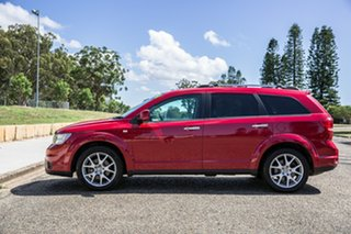 2013 Dodge Journey JC MY14 R/T Red 6 Speed Automatic Wagon