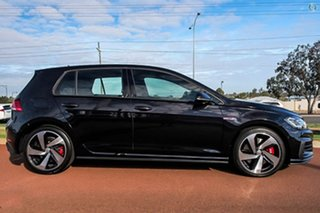 2020 Volkswagen Golf 7.5 MY20 GTI DSG Black 7 Speed Sports Automatic Dual Clutch Hatchback
