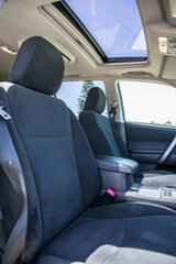2012 Toyota Kluger GSU45R MY12 Altitude AWD Silver 5 Speed Sports Automatic Wagon