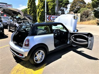 2007 Mini Hatch R56 Cooper S Silver 6 Speed Sports Automatic Hatchback