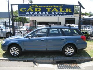 2005 Subaru Outback MY05 2.5I Premium AWD Blue 4 Speed Auto Elec Sportshift Wagon.
