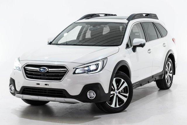 Used Subaru Outback B6A MY18 2.5i CVT AWD Berwick, 2018 Subaru Outback B6A MY18 2.5i CVT AWD White 7 Speed Constant Variable Wagon