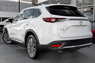 2020 Mazda CX-9 TC GT SKYACTIV-Drive i-ACTIV AWD White 6 Speed Sports Automatic Wagon.