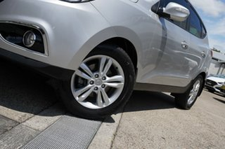 2013 Hyundai ix35 LM2 SE Silver 6 Speed Sports Automatic Wagon.
