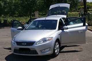2010 Ford Mondeo MB LX TDCi Silver 6 Speed Direct Shift Hatchback