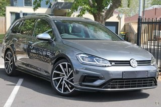 2020 Volkswagen Golf 7.5 MY20 R DSG 4MOTION Grey 7 Speed Sports Automatic Dual Clutch Wagon.