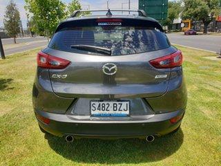 2018 Mazda CX-3 DK2W76 Maxx SKYACTIV-MT FWD Sport Machine Grey 6 Speed Manual Wagon.