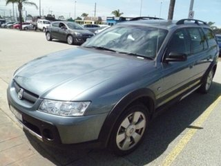 2005 Holden Adventra VZ SX6 Grey 5 Speed Automatic Wagon