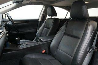 2014 Lexus ES GSV60R ES350 Luxury Grey 6 Speed Sports Automatic Sedan