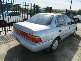 1996 Toyota Corolla AE102R Conquest Silver 4 Speed Automatic Sedan