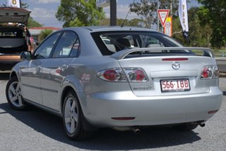 2003 Mazda 6 GG1031 Classic Silver 4 Speed Sports Automatic Sedan.