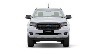 2020 Ford Ranger PX MkIII 2021.25MY XL Arctic White 6 Speed Sports Automatic Single Cab Chassis
