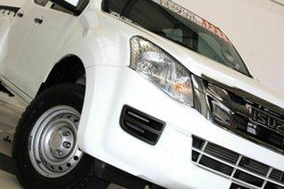 2015 Isuzu D-MAX TF MY15 SX HI-Ride (4x2) White 5 Speed Automatic Crew Cab Utility.