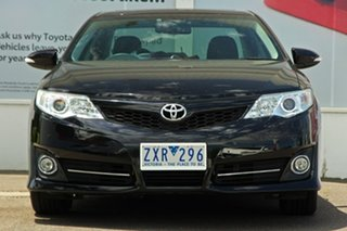 2013 Toyota Camry ASV50R Atara SL Black 6 Speed Sports Automatic Sedan.