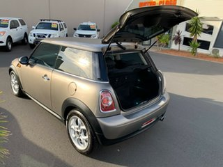2011 Mini Hatch R56 LCI Cooper Steptronic Gold 6 Speed Sports Automatic Hatchback