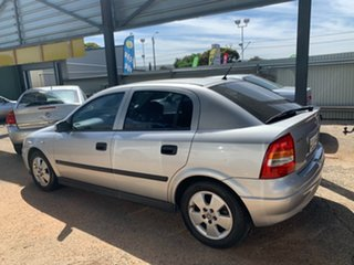 2004 Holden Astra AH CD Silver 4 Speed Automatic Hatchback.