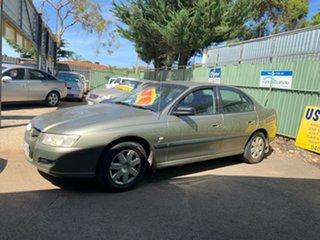 2004 Holden Commodore VZ Executive Grey 4 Speed Automatic Sedan.