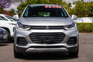 2019 Holden Trax TJ MY19 LS Silver 6 Speed Automatic Wagon