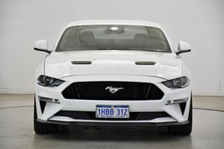 2019 Ford Mustang FN 2020MY GT Oxford White 10 Speed Sports Automatic Fastback.