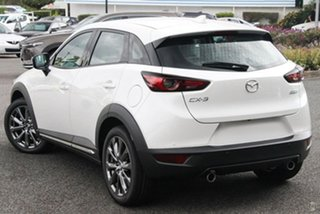 2020 Mazda CX-3 DK2W7A Akari SKYACTIV-Drive FWD LE White 6 Speed Sports Automatic Wagon