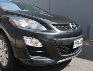 2011 Mazda CX-7 ER10L2 Classic Activematic Brown 5 Speed Sports Automatic Wagon